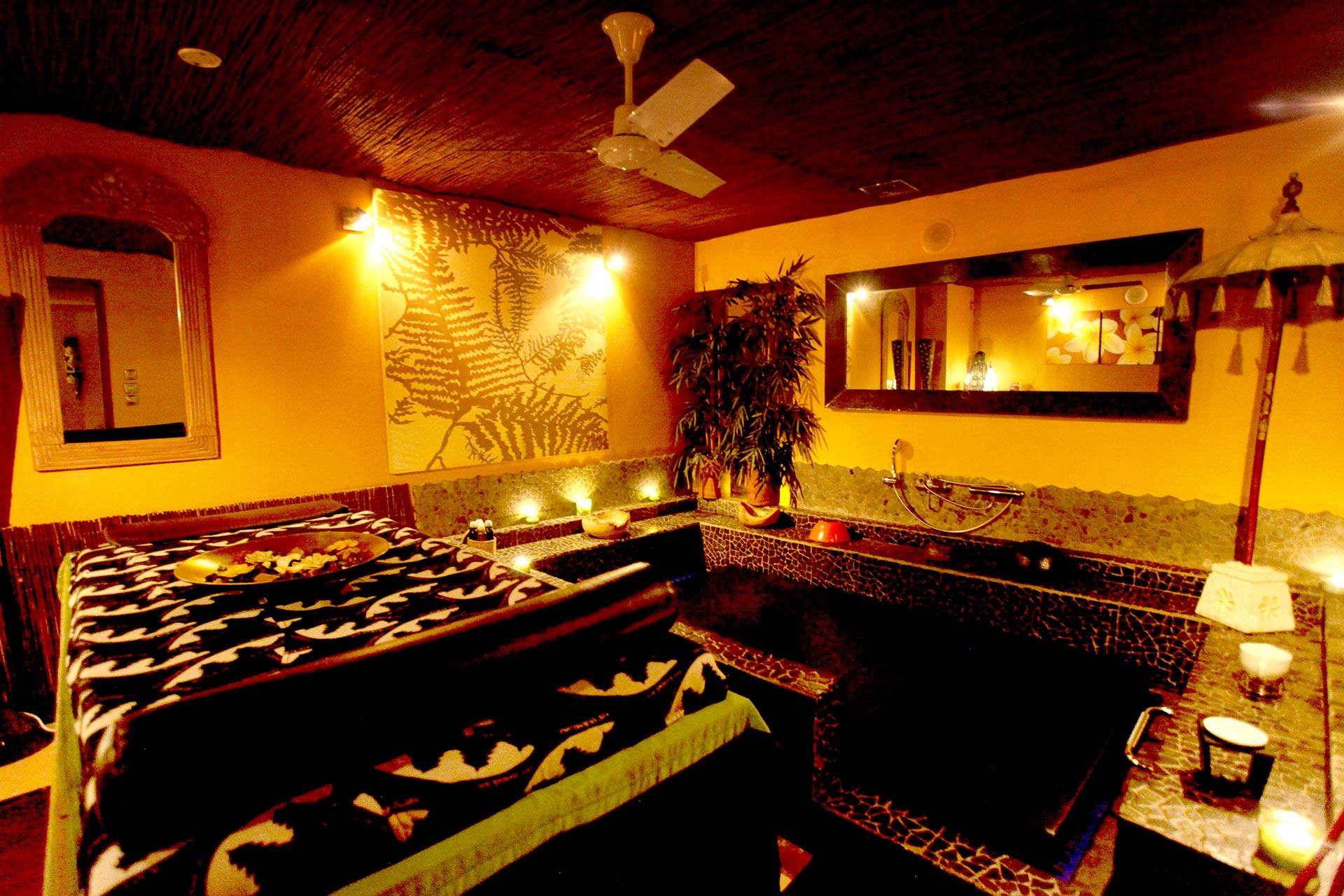 sensualidade em todo o lado wayang center spa