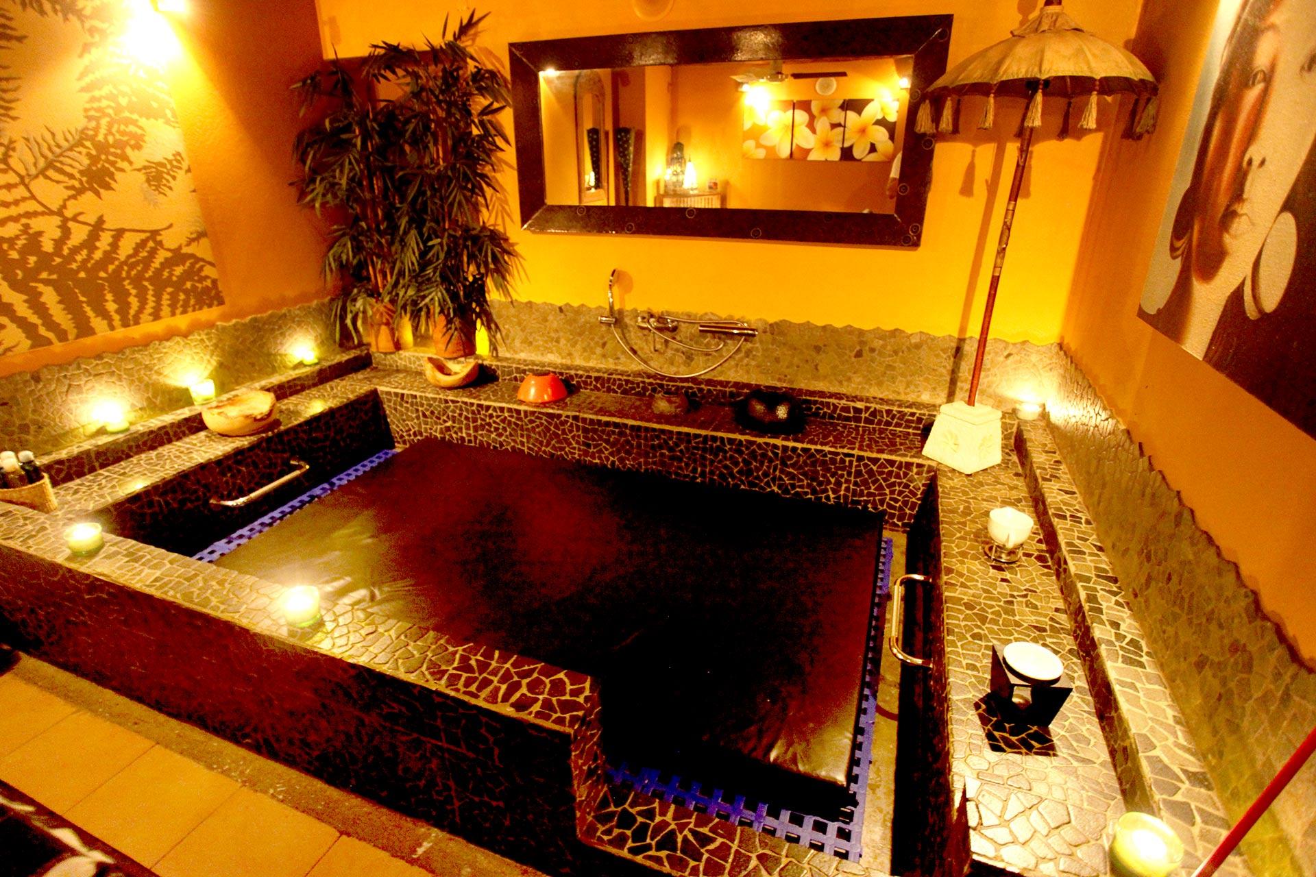sensualidade espalhada wayang center spa