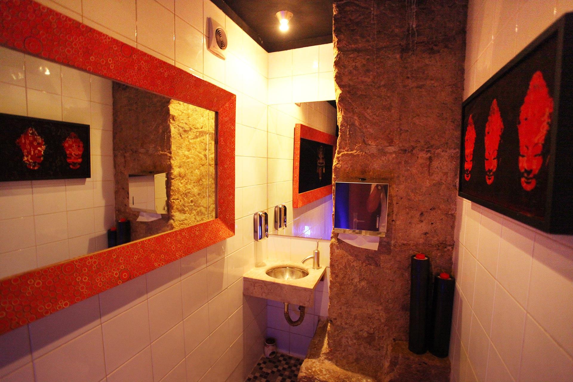 casa de banho wayang center spa