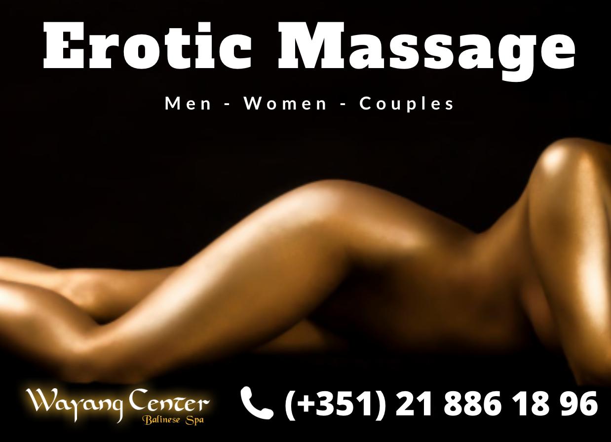Lisbon erotic massage wayang center spa