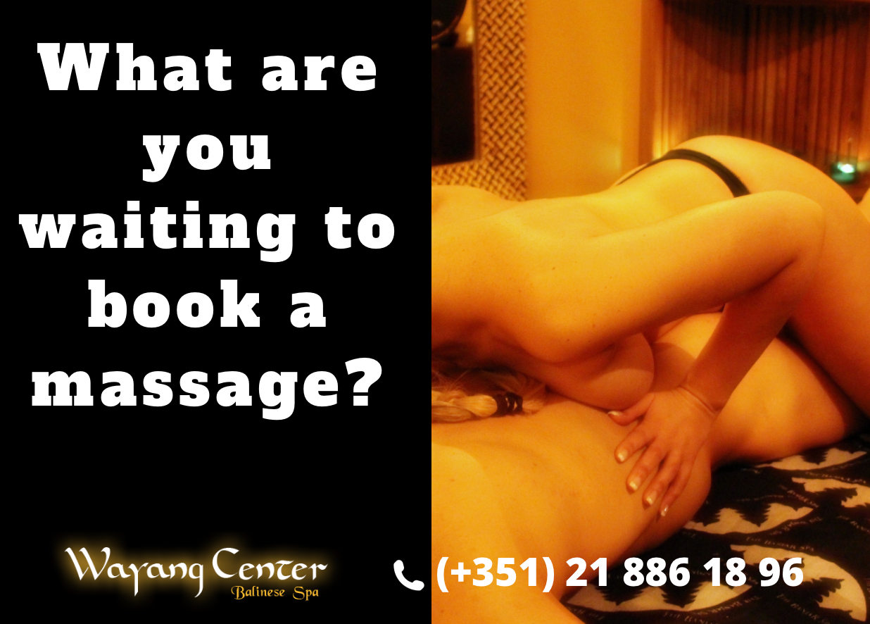 book a massage Lisbon wayang center spa