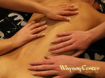 massagem casal bersama