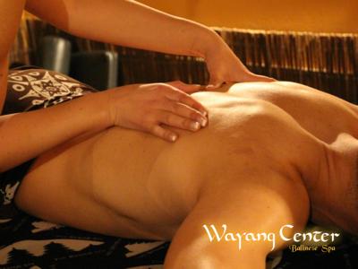 wayang massagem bersama