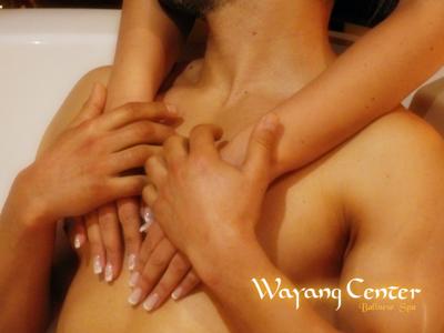 wayang massagem merayu